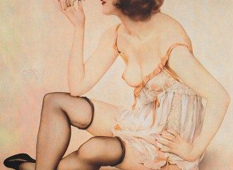 Smoke Dreams – Alberto Vargas