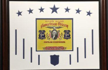 American Citizen – Cigar Label Art