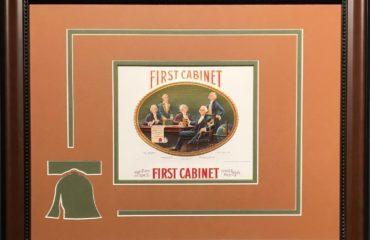 First Cabinet – Cigar Label Art