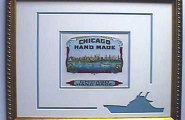 Chicago Hand Made – Cigar Label Art