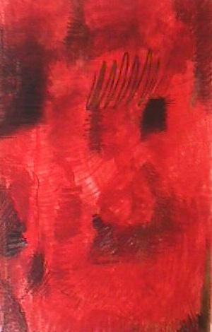 Big Red by artist Vance Larson