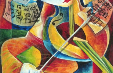 The Violin – Jennifer Main (SOLD OUT)
