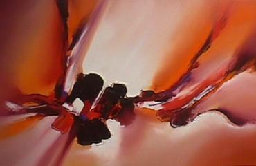 Red Orange Glow – Paul Tapia