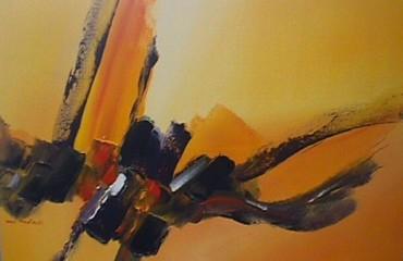 Emotion in Orange – Paul Tapia