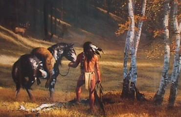 Elk Hunter – Hermon Adams
