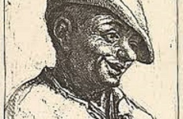 Laughing Peasant – Adriaen van Ostade