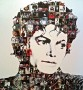 Michael Jackson By Steve Kaufman