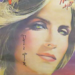 interview magazine signed by Andy Warhol