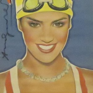 Signed Interview Magazine - Phoebe Cates 1982
