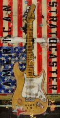 American Stratocaster By Michael Babyak