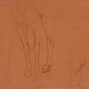 75 recto by Leonardo da Vinci Queen's Collection