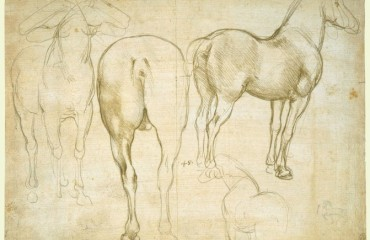 099 recto – by Leonardo da Vinci