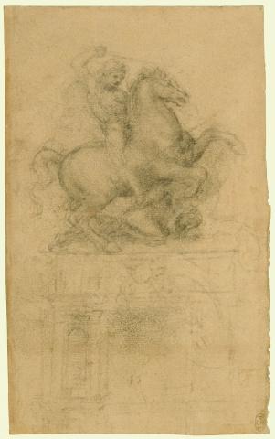 140 recto - Leonardo da Vinci