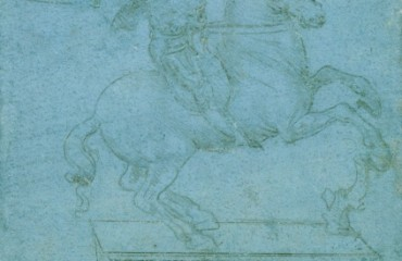 105 recto – by Leonardo da Vinci