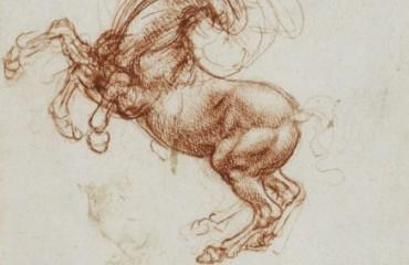 113 recto – by Leonardo da Vinci