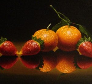 Fresh Fruit - by Luba Stolper - Art encounter