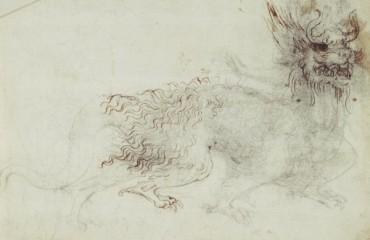 156 recto – by Leonardo da Vinci
