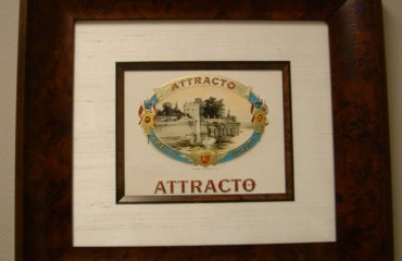 Attracto – Cigar Label Art
