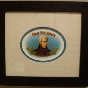 Old Hickory - Cigar Label Art