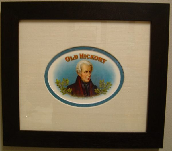 Old Hickory - Cigar Label Art