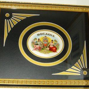 Bocadia – Cigar Label Art - Art encounter
