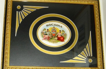 Bocadia – Cigar Label Art