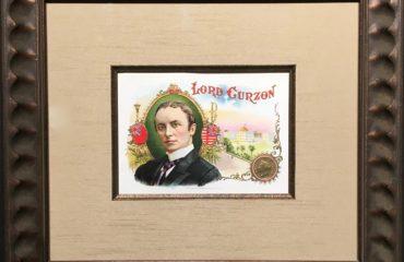Lord Curzon – Cigar Label Art