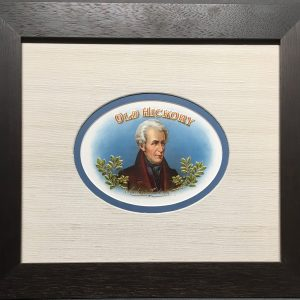 Old Hickory Cigar Label.