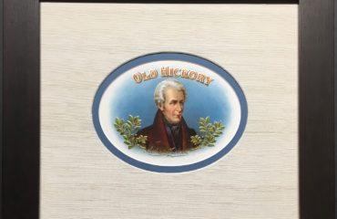 Old Hickory – Cigar Label Art