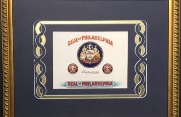 Seal of Philadelphia – Cigar Label Art