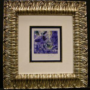 Marc Chagall Gallery Card