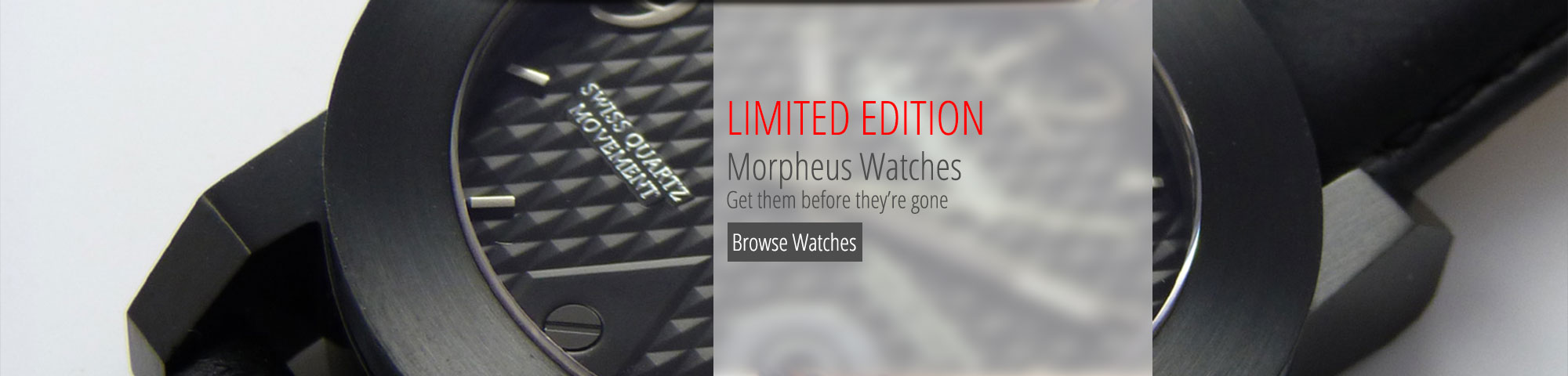 Morpheus Watches