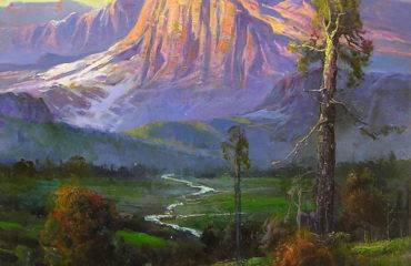 Yosemite – by Cryus Afsary