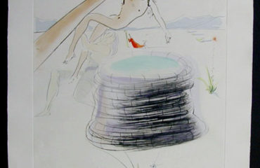 Joseph by Salvador Dali