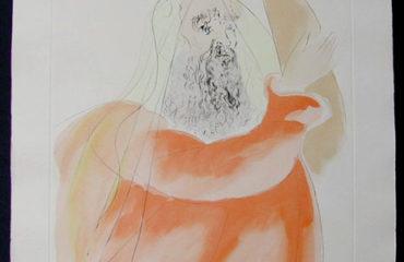 King David by Salvador Dali