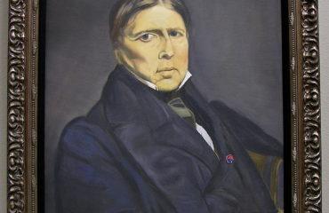 Ingres Self Portrait by Galina Evangelista