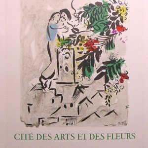This poster made to celebrate Easter is an Affiches Originales printed in 1959 by Mourlot