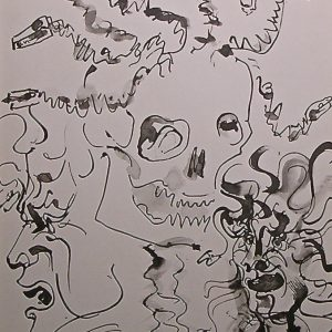Medusa Lithograph signed by Pablo Picasso
