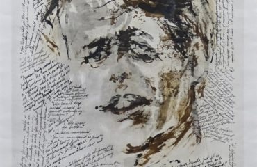Robert F. Kennedy Memorial Etching by LeRoy Neiman