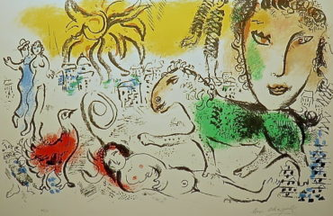 Monumental by Marc Chagall (SOLD)