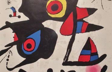Fundacao Calouste Gulbenkian by Joan Miro