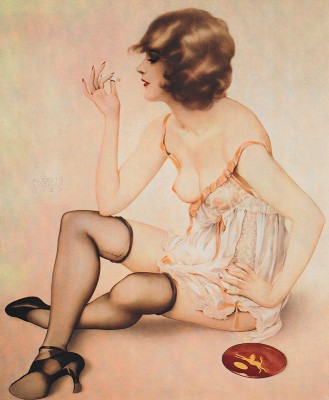 Smoke Dreams - Alberto Vargas