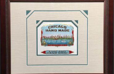 Chicago Hand Made – Cigar Label Art