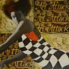 Art Attack – Loppo Martinez – Original