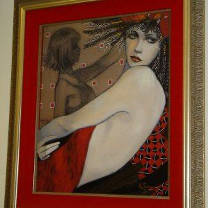 Danseuse Orientale by artist Loppo Martinez at Art Encounter