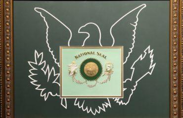 National Seal – Cigar Label Art