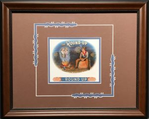 Round-Up – Cigar Label Art