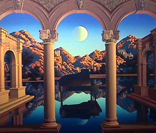 Dreamers Awaken, II by artist Jim Buckels