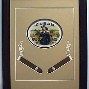 Cuban - Cigar Label Art