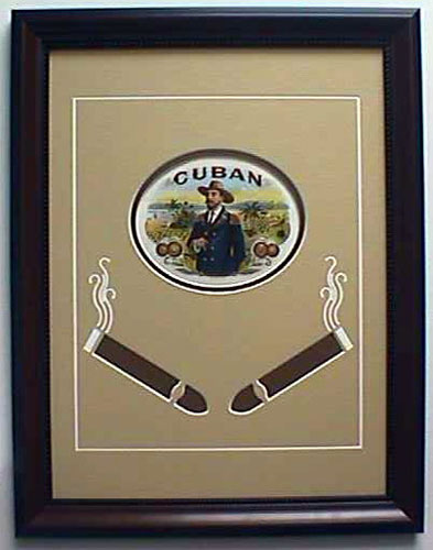 Cuban - Cigar Label Art